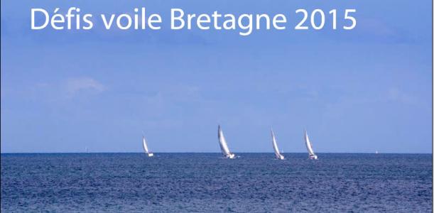 Défis voile Bretagne 2015