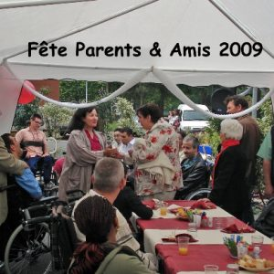 Fête des parents & amis 2009