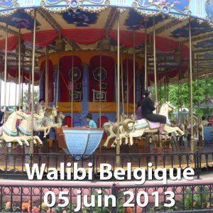 Walibi Belgique 2013