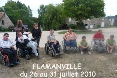 Flamanville du 26 au 31 juillet