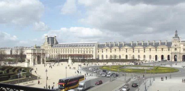 Sortie Musée du Louvre