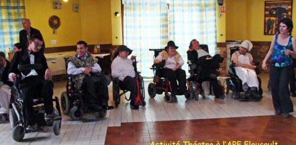 Vidéo de l'activité théatre à la fête des parents 2009