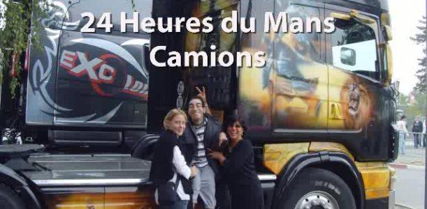 24h du Mans Camions Septembre 2009