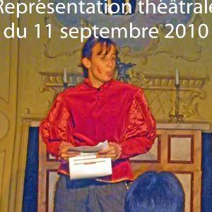 Théatre Septembre 2010