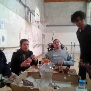 Compétition Boccia et Sarbacane