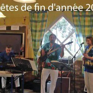 Fêtes de fin d'année 2009